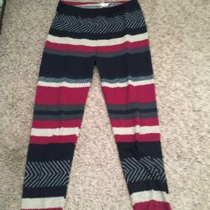 Pants - Leggings.. soft.. polyester and spandex